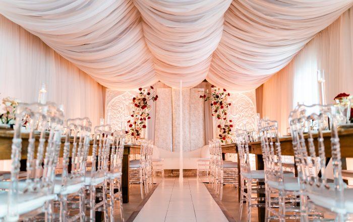 Basement Wedding
